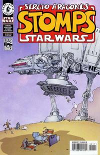 Cover Thumbnail for Sergio Aragonés Stomps Star Wars (Dark Horse, 2000 series)