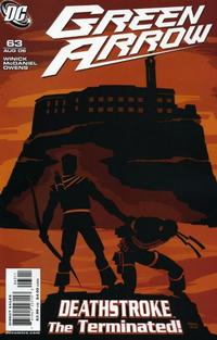 Cover Thumbnail for Green Arrow (DC, 2001 series) #63