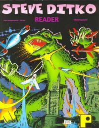 Cover Thumbnail for Steve Ditko Reader (Pure Imagination, 2002 series) #[1]