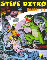 Cover Thumbnail for Steve Ditko Reader (Pure Imagination, 2002 series) #3