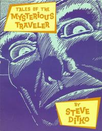 Cover Thumbnail for Tales of the Mysterious Traveler (Eclipse, 1990 series)