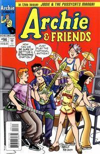 Cover Thumbnail for Archie & Friends (Archie, 1992 series) #96