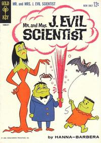 Cover Thumbnail for Mr. and Mrs. J. Evil Scientist (Western, 1963 series) #1