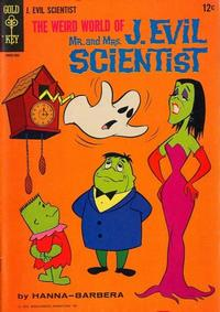 Cover Thumbnail for Mr. and Mrs. J. Evil Scientist (Western, 1963 series) #2