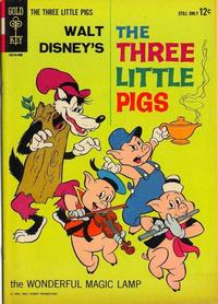 Cover Thumbnail for Walt Disney's The Three Little Pigs (Western, 1964 series) #1