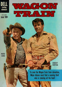 Cover Thumbnail for Wagon Train (Dell, 1960 series) #6