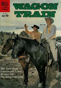 Cover Thumbnail for Wagon Train (Dell, 1960 series) #7