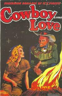 Cover Thumbnail for Cowboy Love (Avalon Communications, 1998 series)