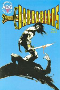 Cover Thumbnail for Barbarians (Avalon Communications, 1998 series) #1