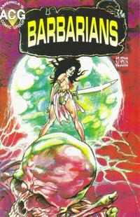 Cover Thumbnail for Barbarians (Avalon Communications, 1998 series) #2