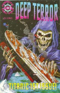 Cover Thumbnail for Deep Terror (Avalon Communications, 1998 series) #1
