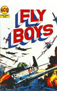 Cover Thumbnail for Flyboys (Avalon Communications, 2000 series) #1