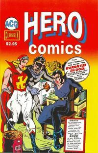 Cover Thumbnail for Hero (Avalon Communications, 2001 series) #1