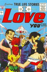 Cover Thumbnail for I Love You Special (Avalon Communications, 1998 series) #1