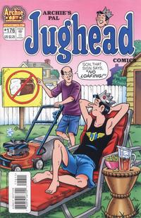 Cover Thumbnail for Archie's Pal Jughead Comics (Archie, 1993 series) #176