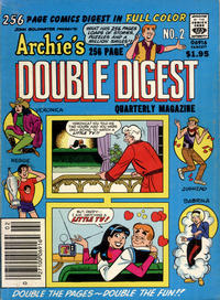 Cover Thumbnail for Archie's Double Digest Quarterly Magazine (Archie, 1982 series) #2