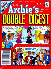 Cover Thumbnail for Archie's Double Digest Magazine (Archie, 1984 series) #10
