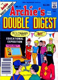 Cover Thumbnail for Archie's Double Digest Magazine (Archie, 1984 series) #11