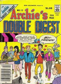 Cover Thumbnail for Archie's Double Digest Magazine (Archie, 1984 series) #13