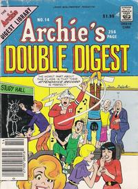 Cover Thumbnail for Archie's Double Digest Magazine (Archie, 1984 series) #14