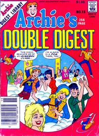 Cover for Archie's Double Digest Magazine (Archie, 1984 series) #15