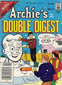 Cover Thumbnail for Archie's Double Digest Magazine (Archie, 1984 series) #21