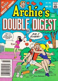 Cover Thumbnail for Archie's Double Digest Magazine (Archie, 1984 series) #23