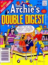 Cover Thumbnail for Archie's Double Digest Magazine (Archie, 1984 series) #28