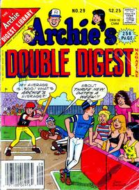 Cover Thumbnail for Archie's Double Digest Magazine (Archie, 1984 series) #29