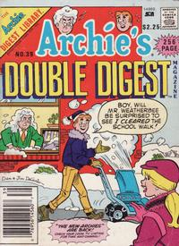 Cover Thumbnail for Archie's Double Digest Magazine (Archie, 1984 series) #39