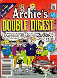 Cover Thumbnail for Archie's Double Digest Magazine (Archie, 1984 series) #43