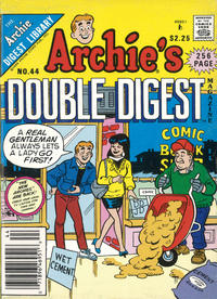 Cover Thumbnail for Archie's Double Digest Magazine (Archie, 1984 series) #44