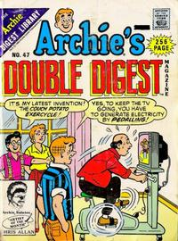 Cover Thumbnail for Archie's Double Digest Magazine (Archie, 1984 series) #47