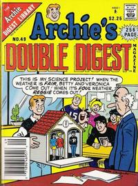 Cover Thumbnail for Archie's Double Digest Magazine (Archie, 1984 series) #49