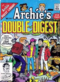 Cover Thumbnail for Archie's Double Digest Magazine (Archie, 1984 series) #50