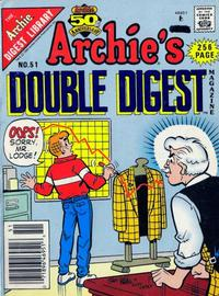 Cover Thumbnail for Archie's Double Digest Magazine (Archie, 1984 series) #51