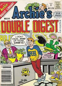 Cover Thumbnail for Archie's Double Digest Magazine (Archie, 1984 series) #54
