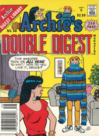 Cover Thumbnail for Archie's Double Digest Magazine (Archie, 1984 series) #56