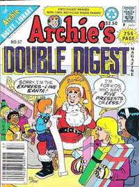 Cover Thumbnail for Archie's Double Digest Magazine (Archie, 1984 series) #57