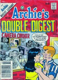 Cover Thumbnail for Archie's Double Digest Magazine (Archie, 1984 series) #60