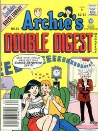 Cover Thumbnail for Archie's Double Digest Magazine (Archie, 1984 series) #62