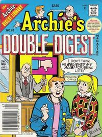 Cover Thumbnail for Archie's Double Digest Magazine (Archie, 1984 series) #63