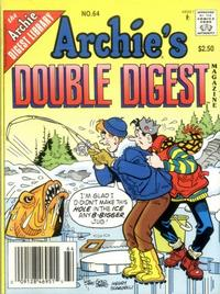 Cover Thumbnail for Archie's Double Digest Magazine (Archie, 1984 series) #64
