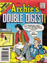 Cover Thumbnail for Archie's Double Digest Magazine (Archie, 1984 series) #65