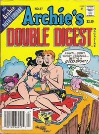 Cover Thumbnail for Archie's Double Digest Magazine (Archie, 1984 series) #67