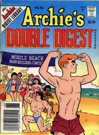 Cover Thumbnail for Archie's Double Digest Magazine (Archie, 1984 series) #68 [Newsstand]
