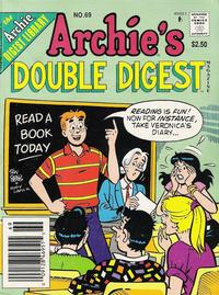 Cover Thumbnail for Archie's Double Digest Magazine (Archie, 1984 series) #69 [Newsstand]