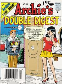 Cover Thumbnail for Archie's Double Digest Magazine (Archie, 1984 series) #83