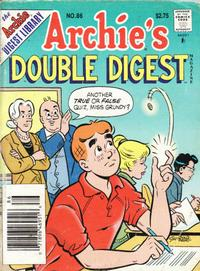 Cover Thumbnail for Archie's Double Digest Magazine (Archie, 1984 series) #86
