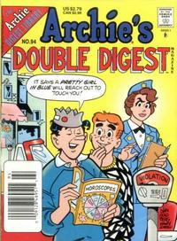Cover Thumbnail for Archie's Double Digest Magazine (Archie, 1984 series) #94